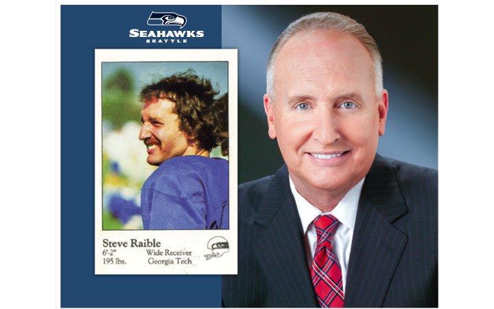 Steve Raible: Touchdown Seahawks!   Northwest Prime Time