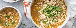 By being creative with ramen noodles you can reduce the sodium.