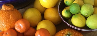 Beautiful citrus fruits are abundant during Northwest winters, bringing a little sunshine to the home cook.