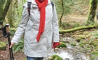 Sandra Nachlinger joined a senior hiking group
