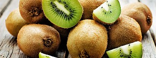Kiwis are fuzzy emeralds from The Emerald City.