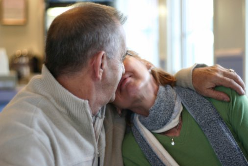 seniors having intercourse