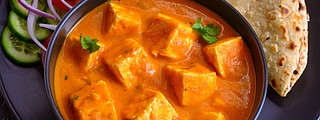 Homemade paneer is delicious and a good way to eat healthy low-salt cheese.